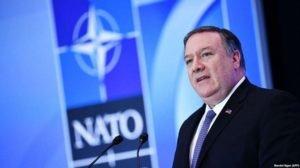 Secretary Pompeo Speaks On Iran's Threat Against Europe, NATO