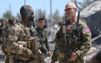 Iran designates all US troops in Middle East terrorists