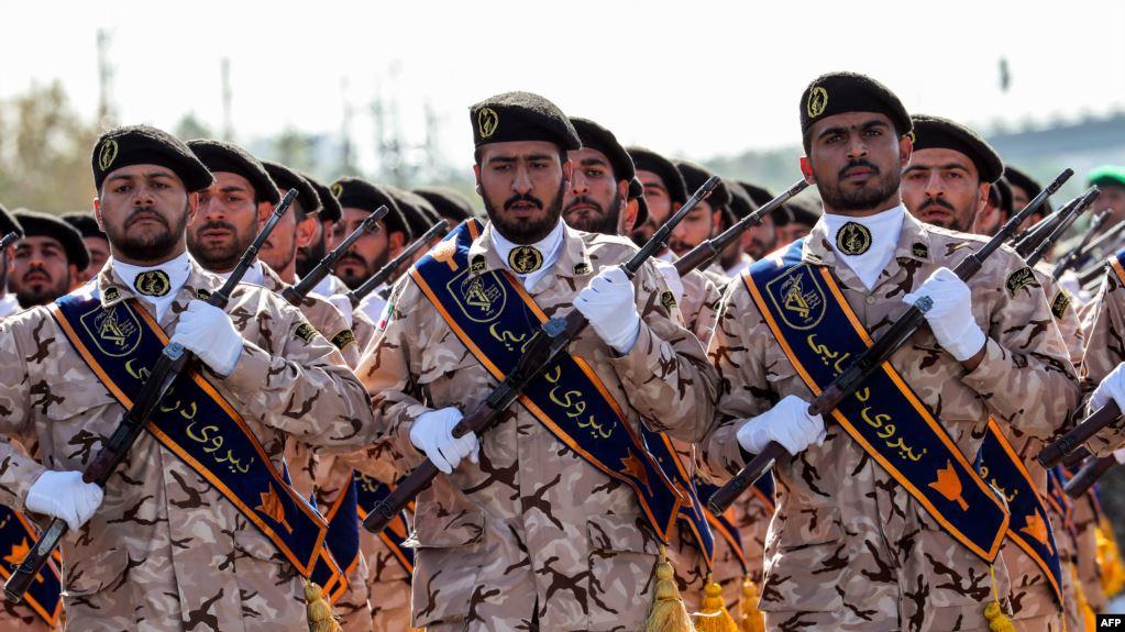 U.S. Sanctions Iraq-Based Company Affiliated With IRGC