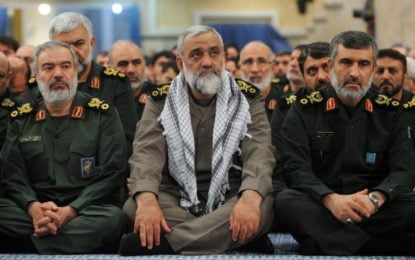 Who Are the 8 Guards Commanders Sanctioned By U.S.