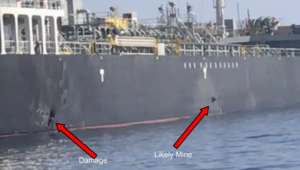 Thursday, in the Gulf of Oman, explosions rocked a pair of oil tankers, leaving both adrift. This, only one month after four tankers were sabotaged in a port in the United Arab Emirates.