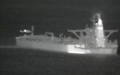 Iran threatens British shipping in retaliation for tanker seizure