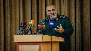 IRGC chief: Iran destroyed Washington's fictitious grandeur in world