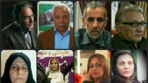 Security Forces In Iran Arrest 12 of 14 Activists Demanding Khamenei's Resignation