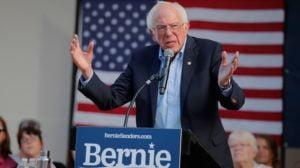 Sanders Warns Trump Against Illegal Iran Strike