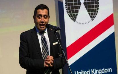 UK shines spotlight on Iran's human rights violations