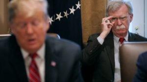 Iranian Regime Celebrates John Bolton's Exit
