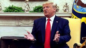 Trump warns Iran on uranium enrichment, but open to lifting sanctions
