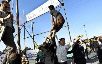 UN expert slams Iran's child executions