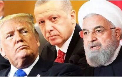 Iran war threat: Tehran begins war games after Turkey airstrikes 'We're ready'