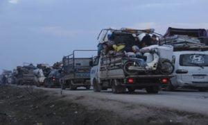 Trump warns Syria, Russia and Iran against killing 'innocent civilians' in Idlib province