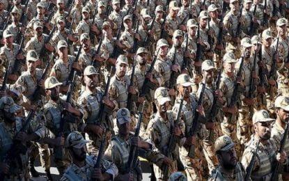 IRGC official threatens to destroy Tel Aviv from Lebanon