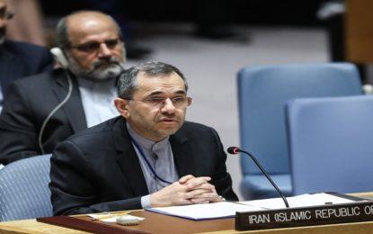 Iran's U.N. Ambassador: Strike On U.S. Bases Was 'Measured, Proportionate