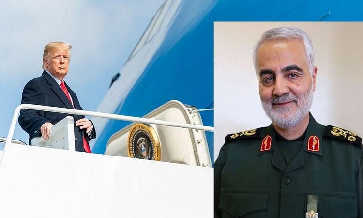 Top Iranian General Qassem Soleimani Killed in U.S. Airstrike in Iraq