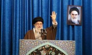 Iran vows to crush 'satanic' Trump plan and 'Jewishization' of Jerusalem