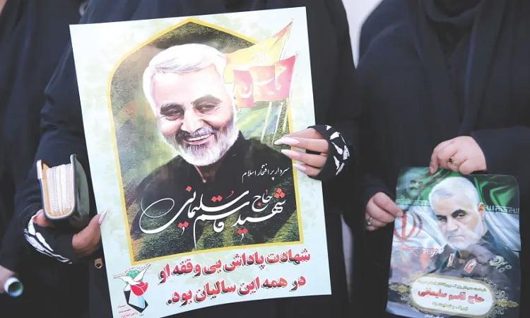 Iran's IRGC: Killing of Soleimani will lead to liberation of Jerusalem