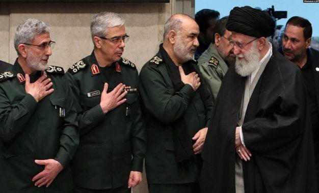 Khamenei Calls Coronavirus 'Possible Biological Attack', Asks Guards To Contain It