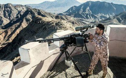 IRGC Foils Terrorist Attack in Kordestan in Western Iran