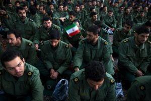 COVID-19 crisis exacerbates internal struggle between govt and IRGC
