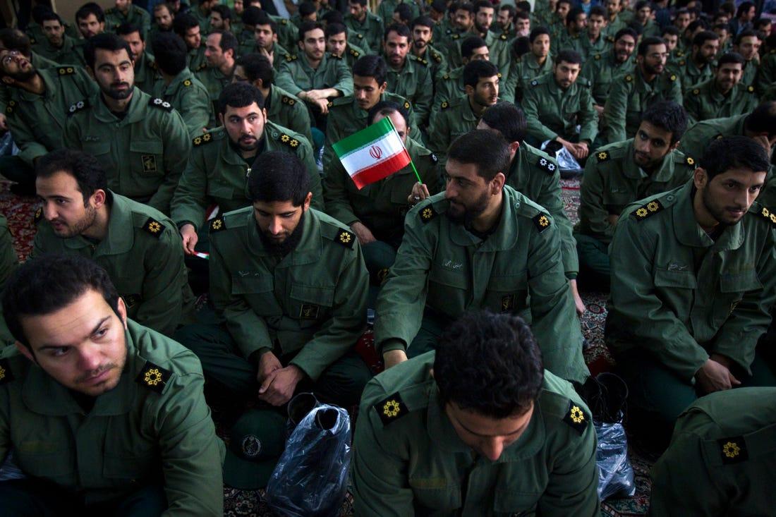 Iran's coronavirus crisis exacerbates internal struggle between government and IRGC