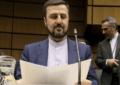 Iran says to take proper action to IAEA resolution