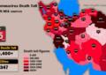 Iran: Coronavirus Death Toll in 347 Exceeds 76,400