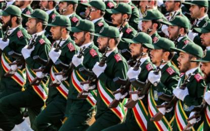 IRGC Identifies, Arrests Instigators in Khorasan Razavi Province