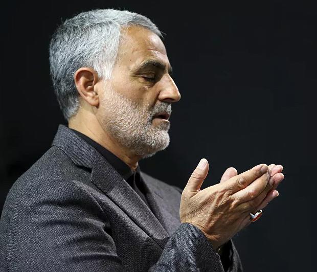 Iran Urges Iraq to 'Vigorously Pursue' Justice in Soleimani Assassination Case