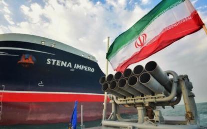 Iran won't let enemies prance around its territorial waters