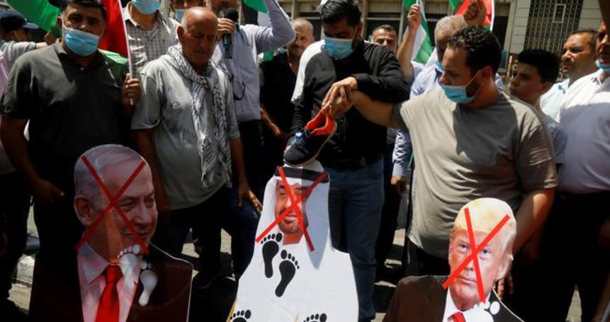 Iran, Turkey slam UAE over agreement with Israel