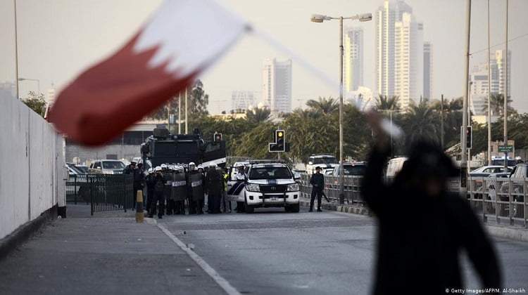 Bahrain and the terror threat of Iran