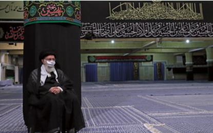 "Revolutionary Guards Launch ""Jihad"" Against Coronavirus"