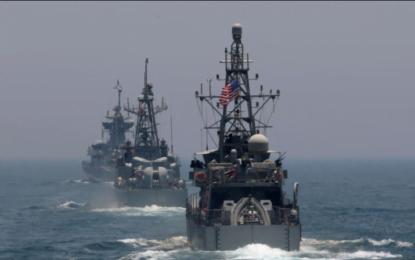 U.S. Announces Seizure Of Iranian Weapons It Says Were En Route To Yemen