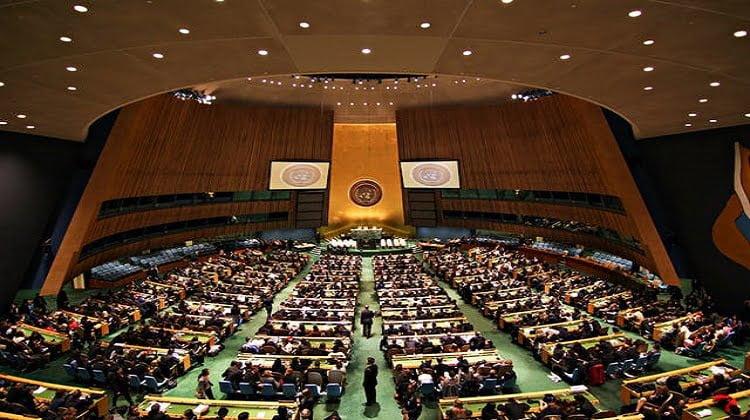 UN resolution condemns human rights violations in Iran