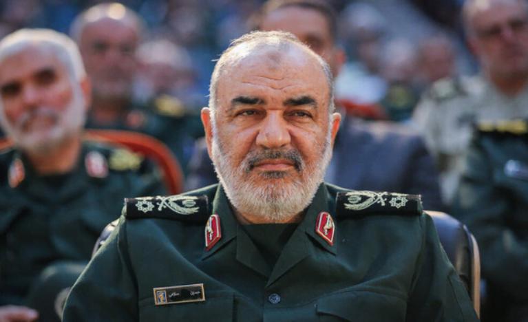 Iran will react decisively to any border threats, IRGC chief warns
