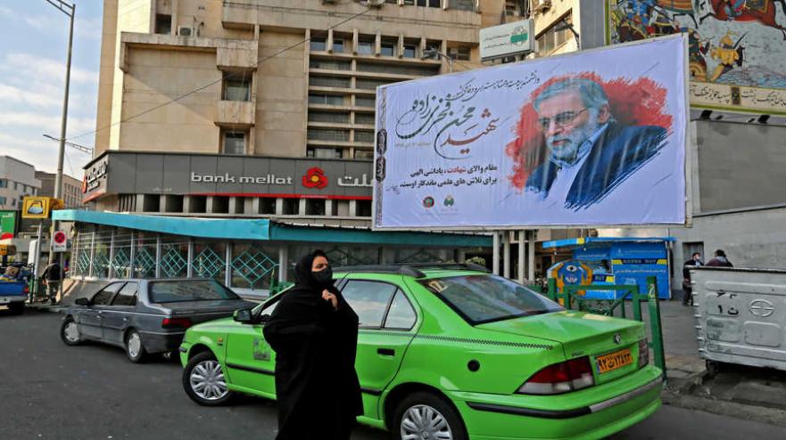 Iran claims scientist was assassinated via satellite