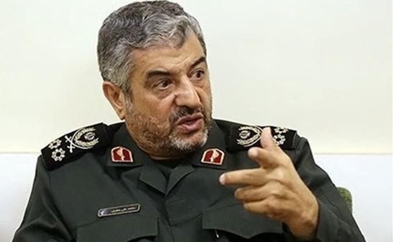 Zionist Regime Nearing Collapse: IRGC Chief