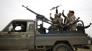 Pompeo says US to designate Iran-backed Yemeni Houthis a terror group