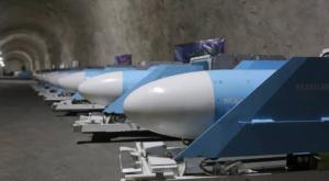 Iran's IRGC Just Revealed An Underground Missile Base