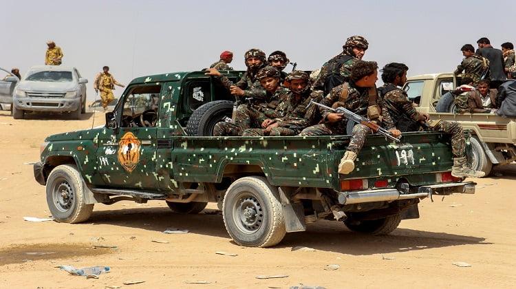US Treasury sanctions Iran-backed Houthi leaders