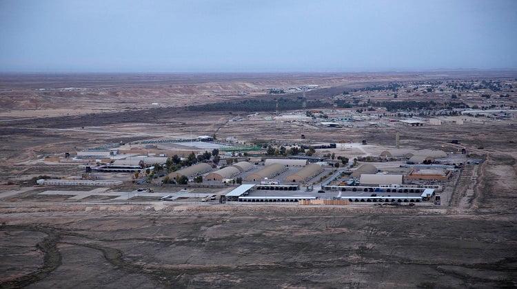 Rockets Hit Iraq Base Hosting U.S. Troops Amid Tension With Iran