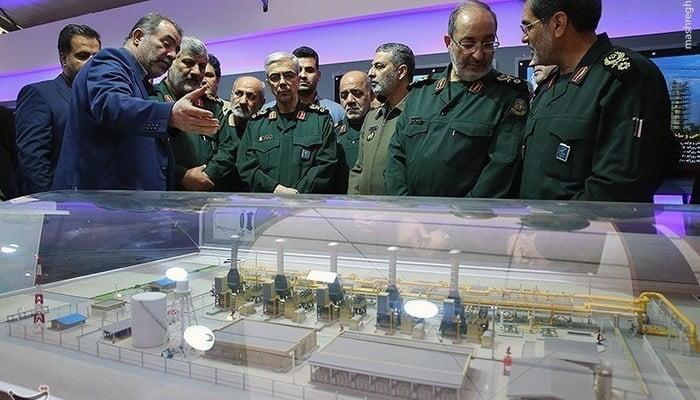 The Khatam al-Anbiya camp and future of the IRGC empire