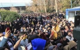 Iran Sentences Two Protesters to 13 Years
