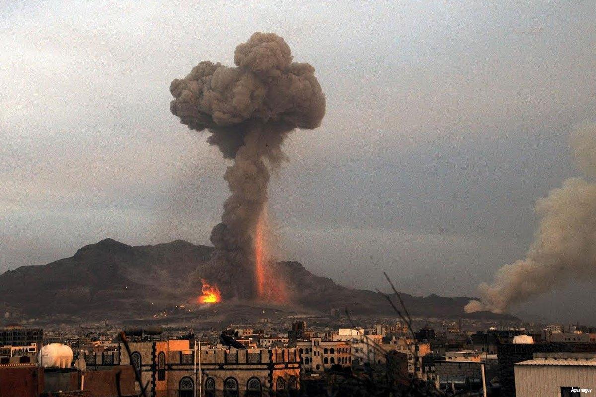Iran IRGC military adviser dead after coalition airstrikes in Yemen